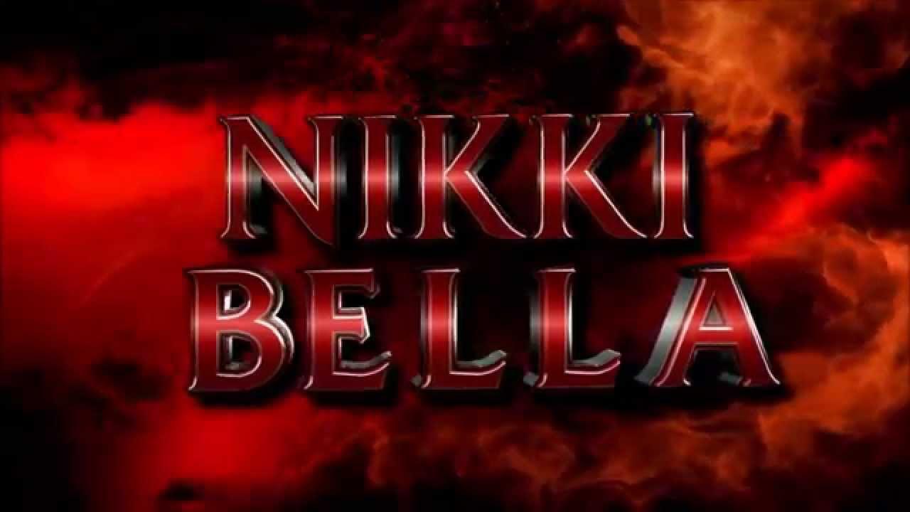 wwe diva nikki bella titantron 2016 fearless nikki hd
