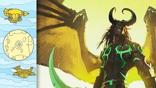 История World of Warcraft: Legion | Блиц-архив
