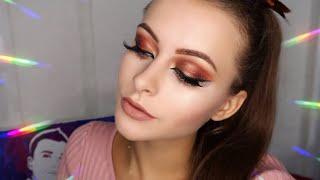 ОСЕННИЙ МАКИЯЖ| Autumn makeup tutorial