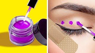 33 очень простых лайфхаков для макияжа