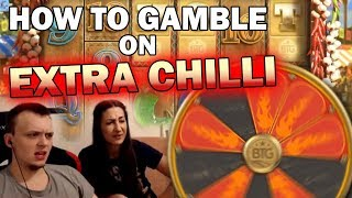 MEGA BIG WIN on Extra Chilli Buy!