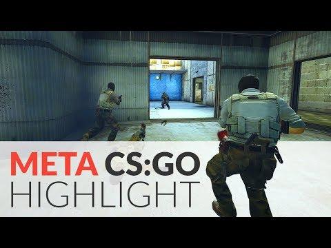 META CS:GO highlight цуврал