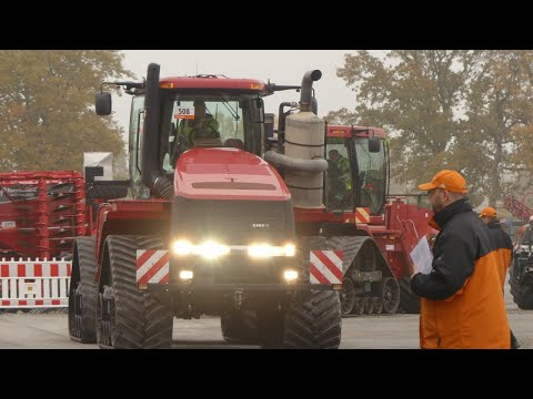 Big Tractor Sale Ritchie Bros Meppen Dld