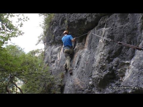 Klettersteig Gardasee : Via ferrata artpinistico klettersteig geheimtipp am gardasee