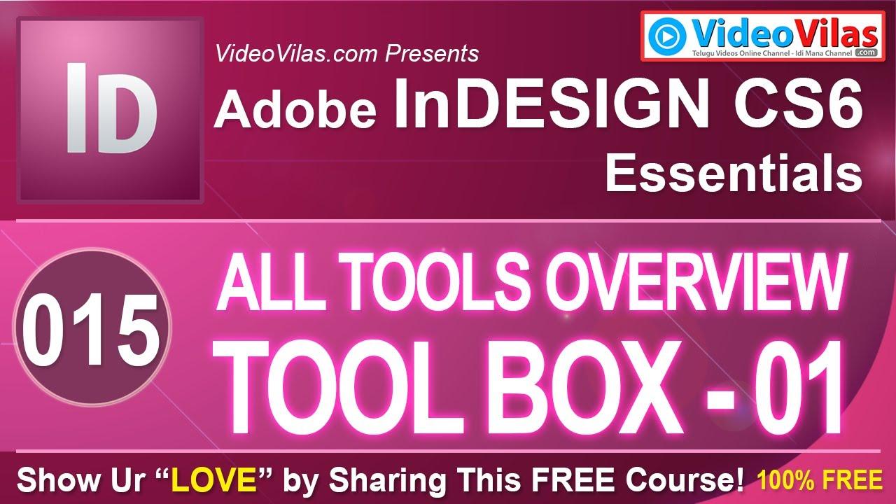 Adobe indesign cs6 tutorials (telugu) 03 open files in.
