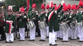 Schützenfest 2015 - Großer Zapfenstreich