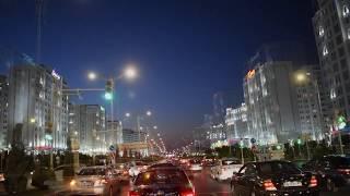 Ashgabat nightride