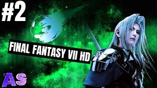 Final Fantasy VII HD Remaster (Modded)  Walkthrough #2 | Avidan Smith
