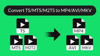 MP4 Converter - How to convert AVI/TS/MXF/MOV to MP4