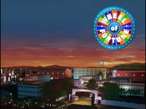BigJon's PC Wheel of Fortune Showdown