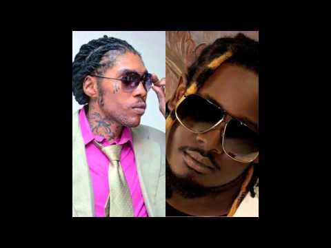 Vybz Kartel FT T-Pain Im Sprung (Throw Back)