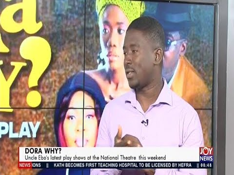 AM Showbiz on JoyNews (3-4-19)