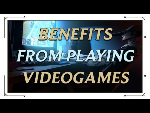 Cognitive Benefits of Playing Video Games