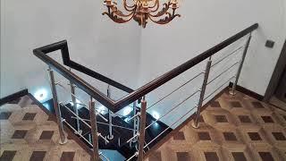 Лестница. С системой ограждения Джокер (Joker)