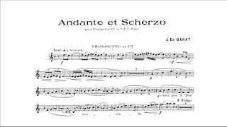 Video J. Ed. Barat: Andante et scherzo (Phil Smith, trumpet) download MP3, 3GP, MP4, WEBM, AVI, FLV Oktober 2018