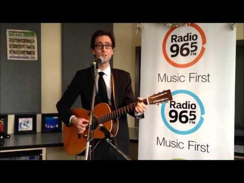 Sneak Peak - David Myles on The Radio 96.5 Christmas Kitchen Party ...