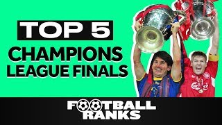 Top 5 Champions League Finals | B/R Football Ranks