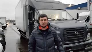 видео «Газель» Next – рабочая лошадка для коммерческих грузоперевозок