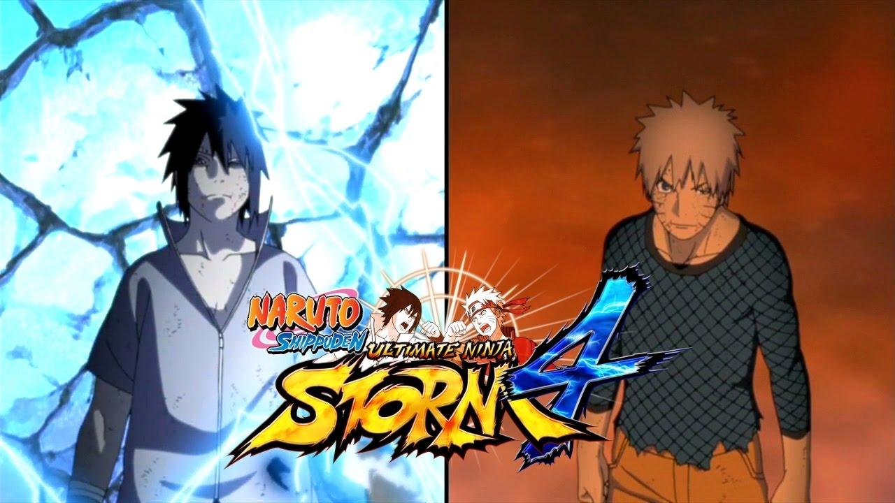 Naruto Vs Sasuke Final Battle Directors Cut Naruto Shippuden Ultimate Ninja Storm 4 You