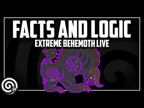 Extreme Behemoth gets DESTROYED | Monster Hunter World thumbnail
