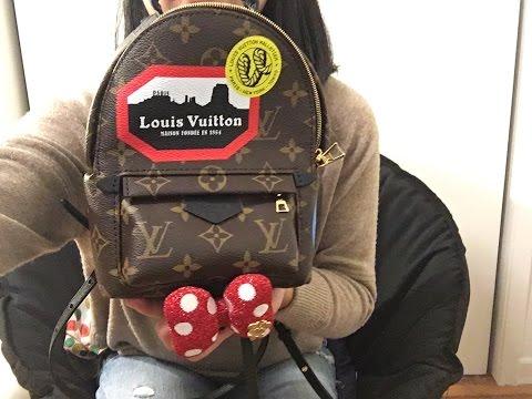 LV Palm Spring backpack World Tour (ENG)
