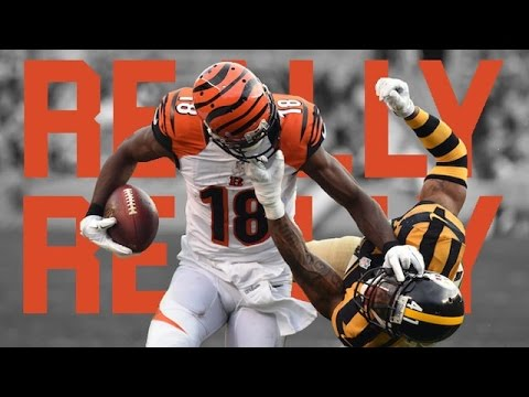 "AJ Green || ""Really Really"" || Cincinnati Bengals || Highlights ||"