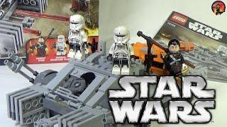 LEGO STAR WARS 75152, ИМПЕРСКИЙ ДЕСАНТНЫЙ ТАНК