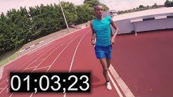 HOW FAST!!! Killer 1km training effort - can you run this quickly?