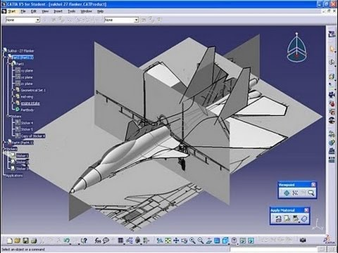 Catia V5 Tutorials Wireframe And Surface Design Trim