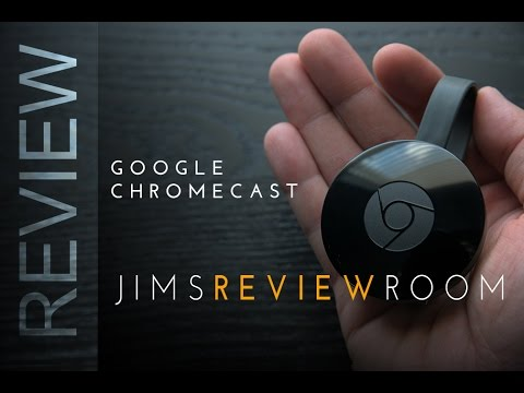 (2nd Generation ) NEW Google Chromecast - Explained & REVIEW