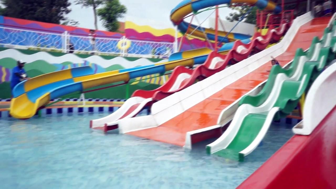 Wisata Baru Pacet Mojokerto - PARIMAS RESTO & WATER PARK