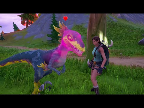 How to Tame a Raptor in Fortnite Chapter 2 Season 6 (Quick Guide)