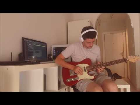 Coldplay - Up and Up Guitar Solo