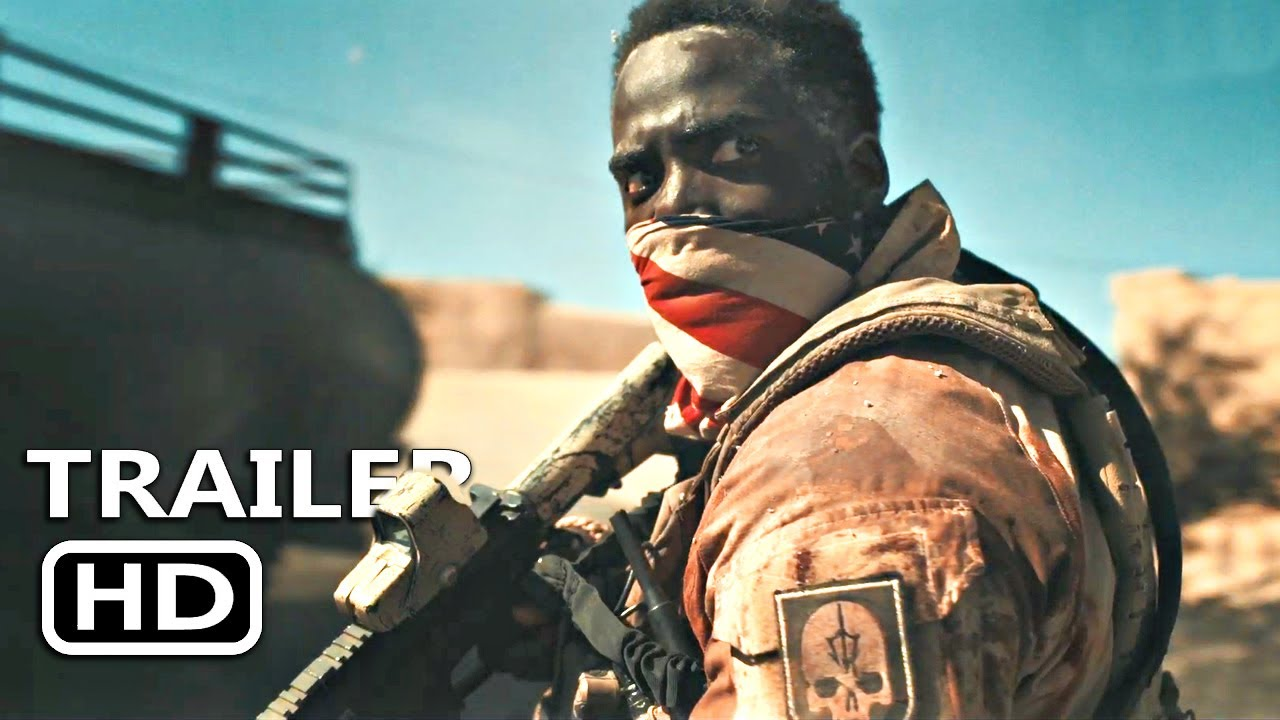 Download INVASION Official Trailer 2 (2021)