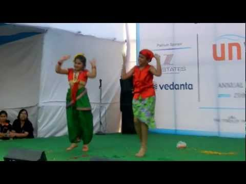 Non film duet dance by kids -pani themb themb gala