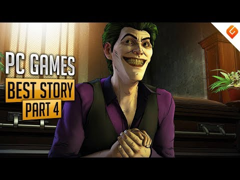 Top 10 PC Games With The Best Story | Part 4