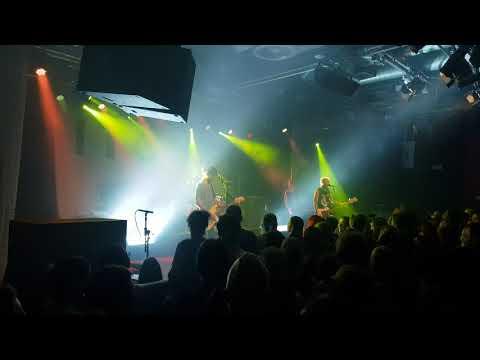 ITCHY - Knock Knock ( live @ E-Werk / Erlangen - 04.05.2018 )