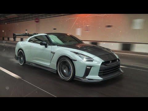 1200 л.с. Nissan GT-R. Шик или фрик? GOODWOOD 2019