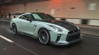 1200 л.с. Nissan GT-R. Шик или фрик? GOODWOOD & Bentley '19