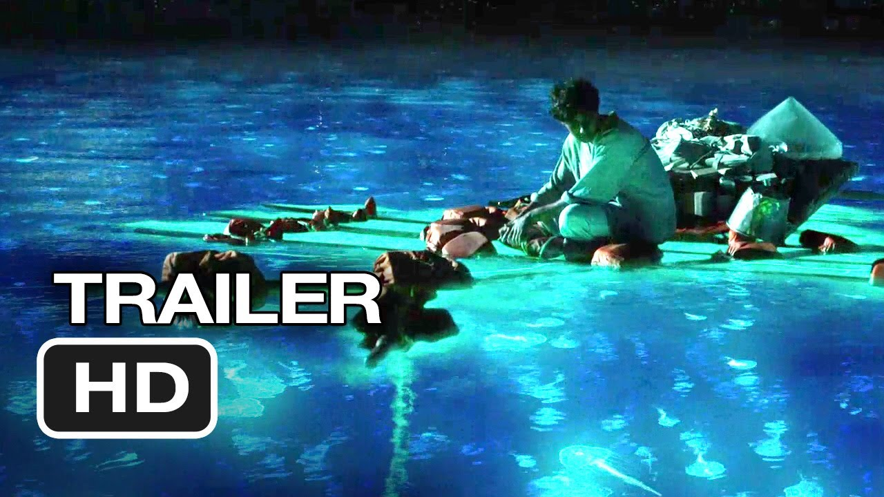 life of pi official trailer ang lee movie hd