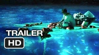 Life Of Pi Official Trailer #2 (2012) - Ang Lee Movie HD