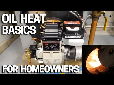 Heating System Oil Heat - Boiler Basics  - How It Works & Troubleshooting