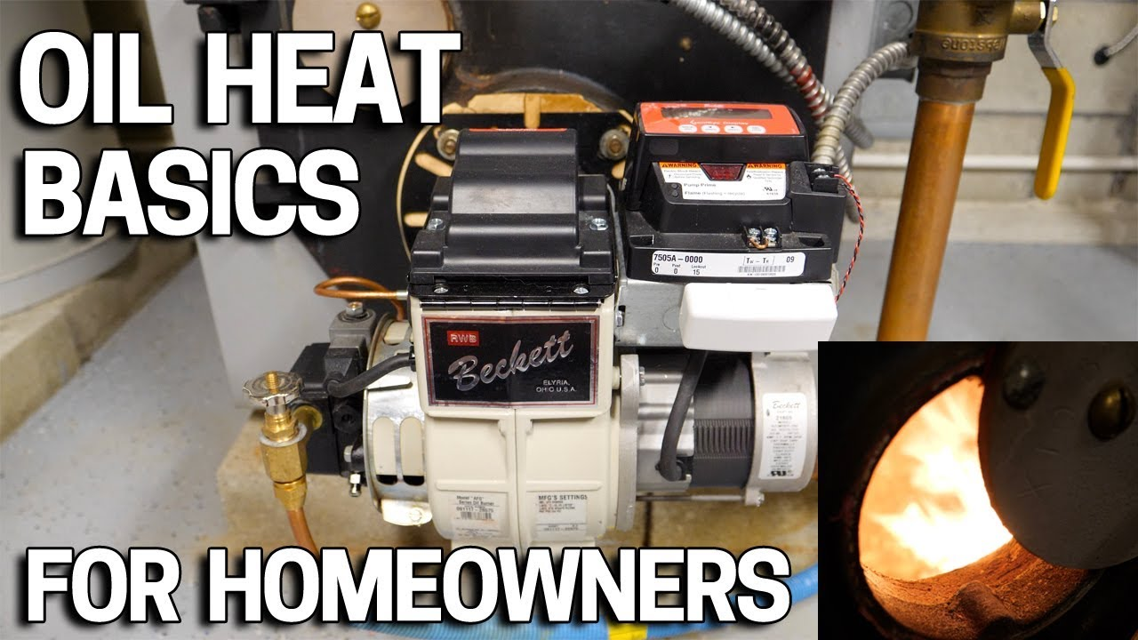 Oil Heat 🔥 Boilers - How it works - Understand the Basics Old Crown Oil Boiler Wiring Diagram on