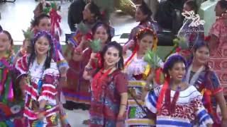 Guelaguetza 2016: Tuxtepec - Flor de Piña (25 de julio, 5pm)