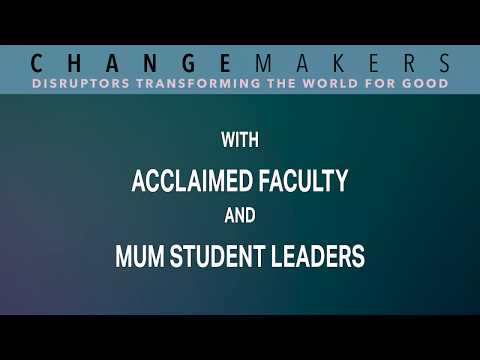 Changemakers Event: Is College Bad For Your Brain?