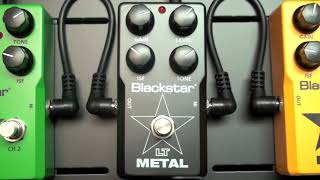 Best guitar metal pedal