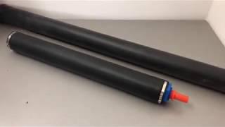 Обзор Распылитель для пруда и УЗВ,трубчатый HMD 50см 70см 100см, профессиональный