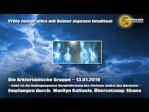 Arkturianische Gruppe - Liebe ist die bedingungslose Verwirklichung des Christus-Selbst des Nächsten