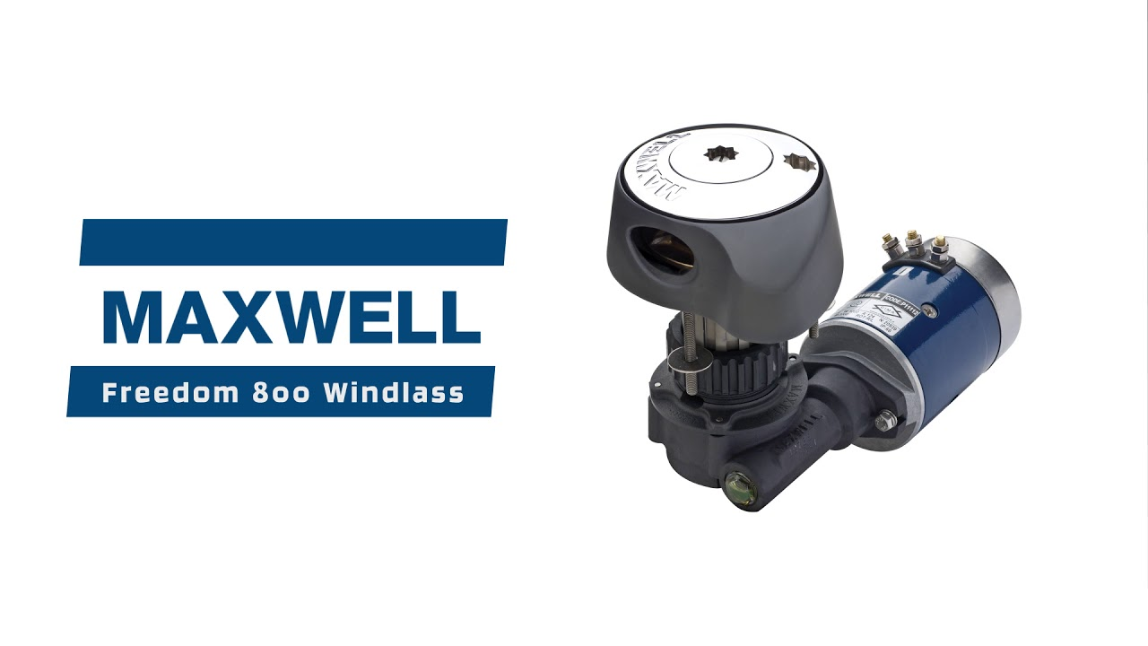 Horizon 600 anchor windlass manual free