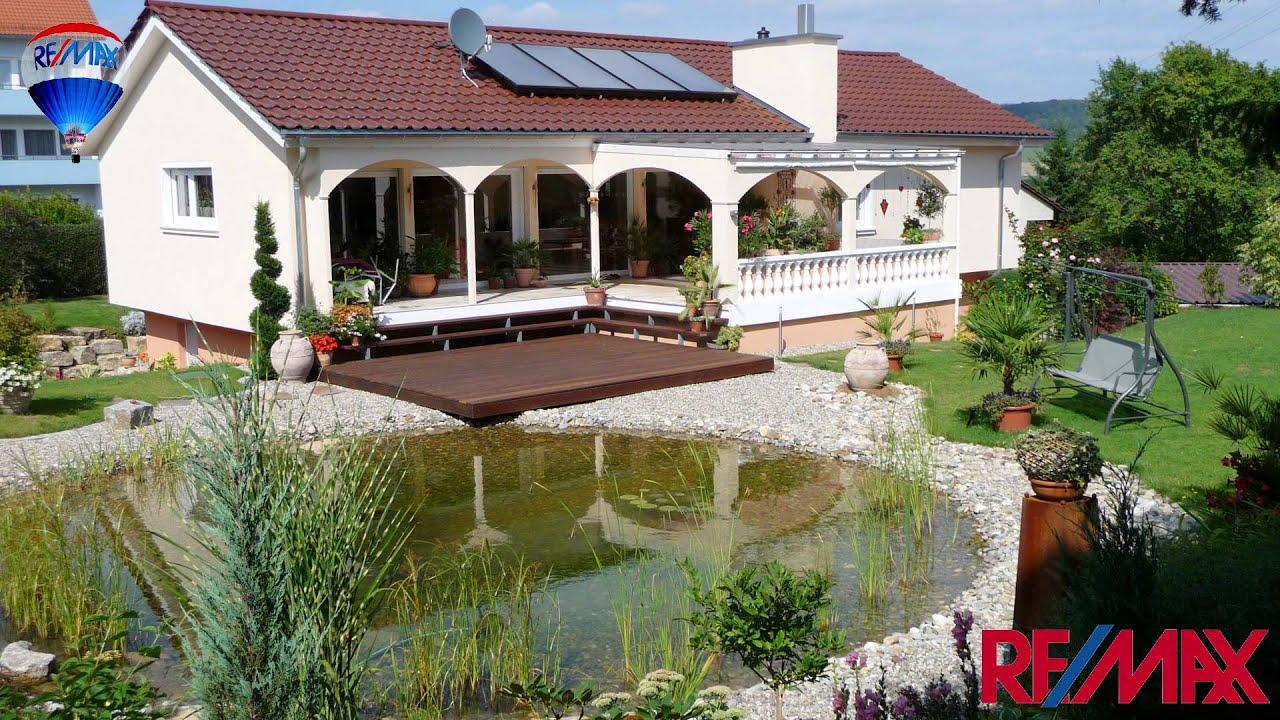 verkauft - wohnhaus mit traumgarten und teich in herbrechtingen, Garten ideen